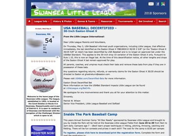 swansealittleleague.org